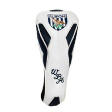 OFFICIAL WEST BROMWICH ALBION FC EXECUTIVE FAIRWAY WOOD GOLF HEADCOVER